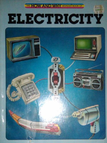 9780843142594: Hw Electricity (How and Why Wonder Book)