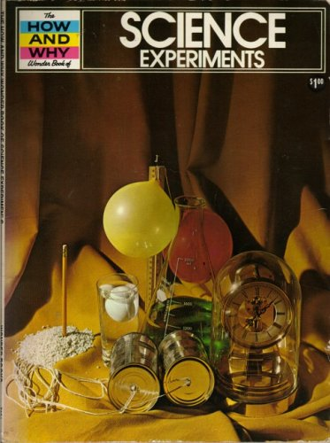 9780843142631: How and Why Wonder Book of Science Experiments