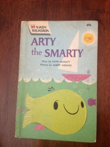 9780843143003: Arty The Smarty (Wonder Books Easy Reader)