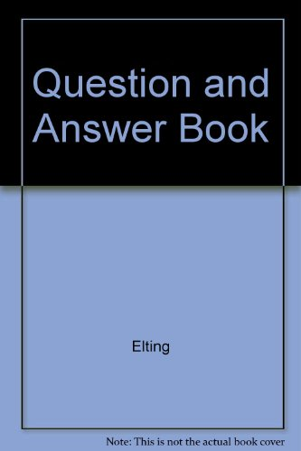 9780843143171: Question and Answer Book