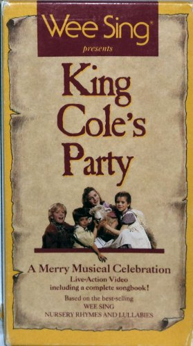 9780843147148: Wee Sing Presents King Cole's Party [VHS]