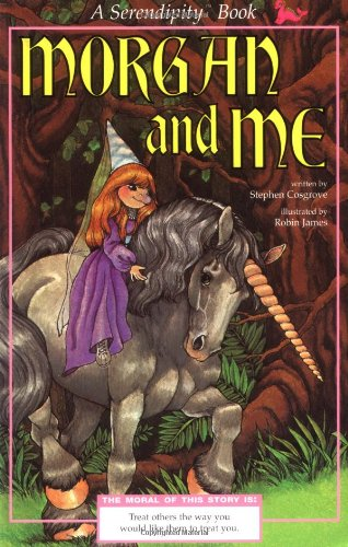 Morgan and Me (reissue) (Serendipity): Cosgrove, Stephen
