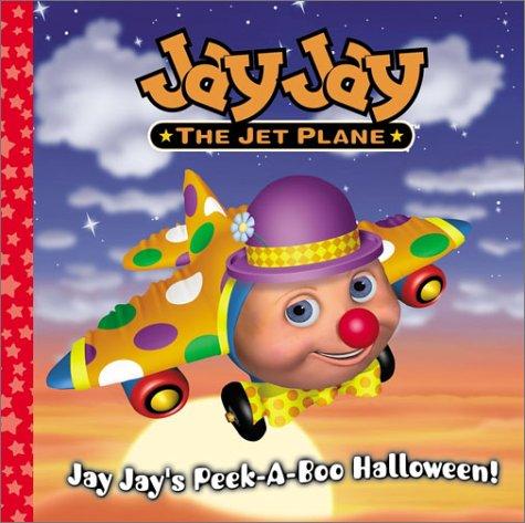 9780843148787: Jay Jay's Peek-a-Boo Halloween (Jay Jay the Jet Plane)