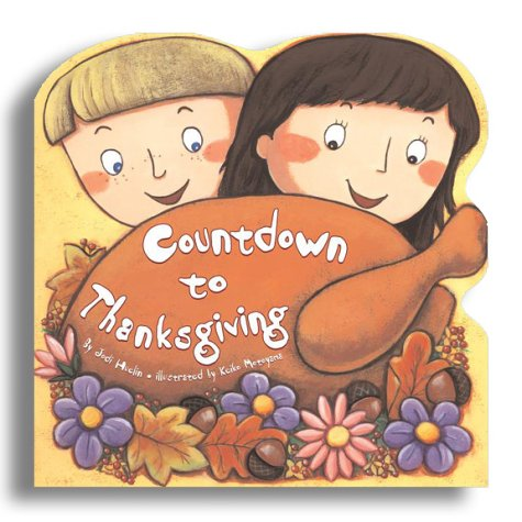 9780843148800: Countdown to Thanksgiving
