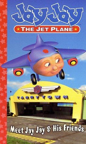 9780843149043: Meet Jay Jay and His Friends (Jay Jay the Jet Plane)