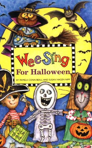 9780843149098: Wee Sing for Halloween book