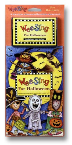 9780843149104: Wee Sing for Halloween book and cassette