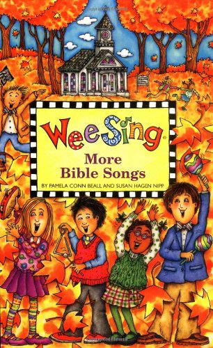 9780843149234: Wee Sing More Bible Songs book (reissue)