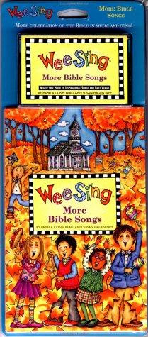9780843149265: Wee Sing More Bible Songs