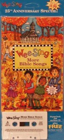 9780843149272: Wee Sing More Bible Songs