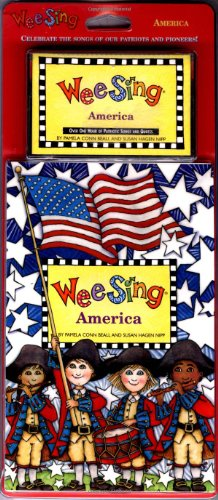 9780843149319: Wee Sing America book and cassette (reissue)