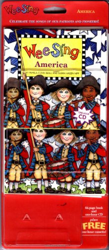 9780843149326: Wee Sing America book and cd (reissue)