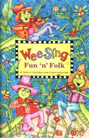 9780843149388: Wee Sing Fun and Folk book (reissue)