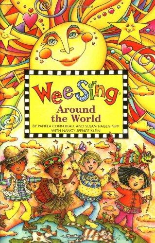 9780843149487: Wee Sing Around the World book (reissue)