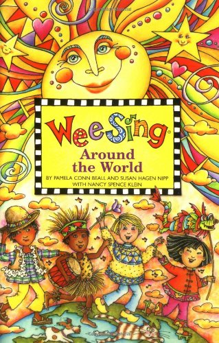 9780843149487: Wee Sing Around the World Book (Reissue) (Wee Sing (Paperback))