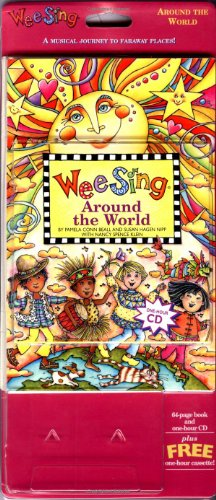 9780843149524: Wee Sing Around the World book and cd (reissue)