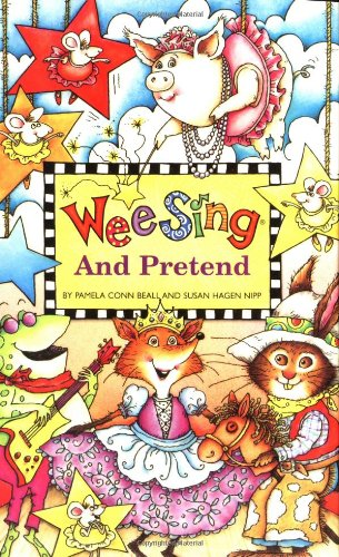 9780843149531: Wee Sing and Pretend book (reissue)