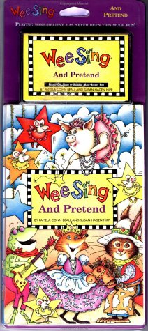 9780843149562: Wee Sing and Pretend book and cassette (reissue)