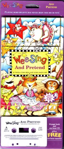 9780843149579: Wee Sing and Pretend book and cd (reissue)