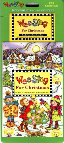 9780843149616: Wee Sing for Christmas book & cassette (reissue)