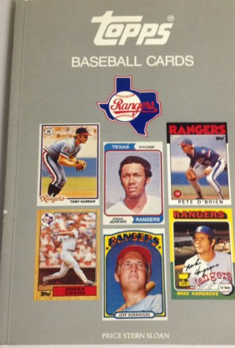 9780843156744: Texas Rangers (Topps Baseball Card Books)