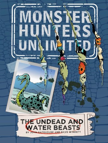 9780843169805: Monster Hunters Unlimited: The Undead and Water Beasts #1
