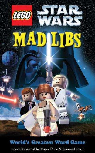 9780843170252: Lego Star Wars Mad Libs