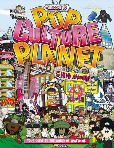 9780843170931: Welcome to Pop Culture Planet: Your Guide to the World of Weenicons