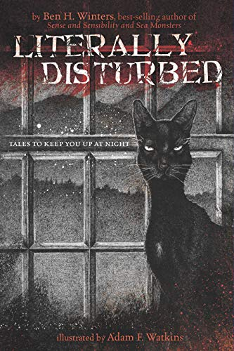 9780843171945: Literally Disturbed #1: Tales to Keep You Up at Night