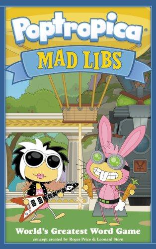 9780843172331: Poptropica Mad Libs