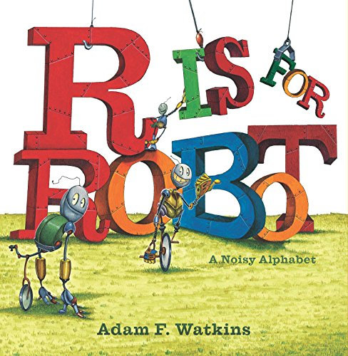 9780843172379: R Is for Robot: A Noisy Alphabet