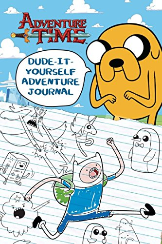 9780843172447: Dude-It-Yourself Adventure Journal (Adventure Time)