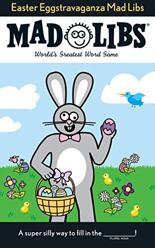 9780843172522: Easter Eggstravaganza Mad Libs
