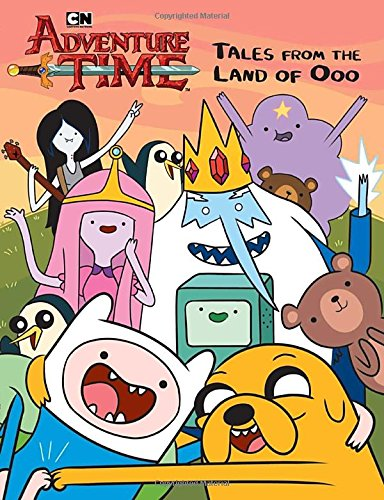 9780843172706: Tales from the Land of Ooo (Adventure Time)
