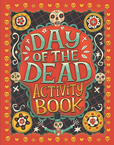 9780843173000: Day of the Dead Activity Book