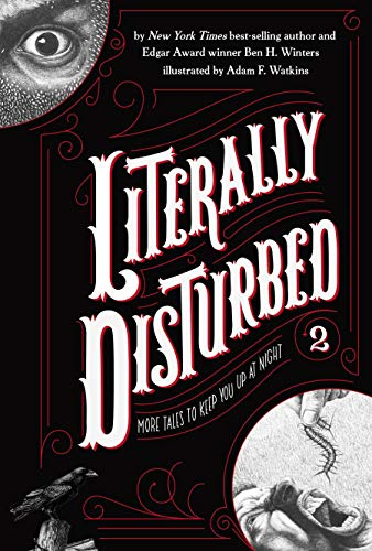 9780843173123: Literally Disturbed #2: More Tales to Keep You Up at Night