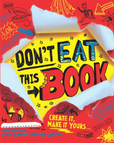 9780843173260: Don't Eat This Book