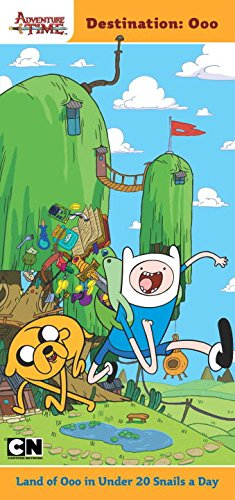 9780843173284: Destination: Ooo: Land of Ooo in Under 20 Snails a Day (Adventure Time)
