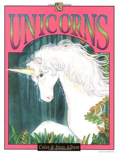 9780843174168: Unicorns (Troubador Color & Story Album)
