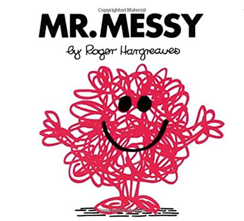 9780843174212: Mr. Messy (Mr. Men and Little Miss)