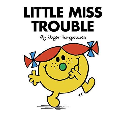 9780843174267: Little Miss Trouble (Mr. Men and Little Miss)