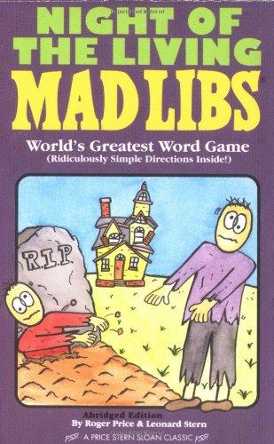 9780843174663: Mad libs halloween 10-pack