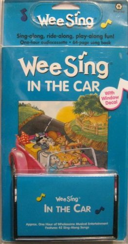9780843174700: Wee Sing In The Car - Book & Cassette