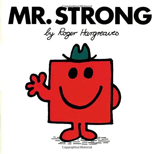 9780843175011: Mr. Strong (Mr. Men and Little Miss)