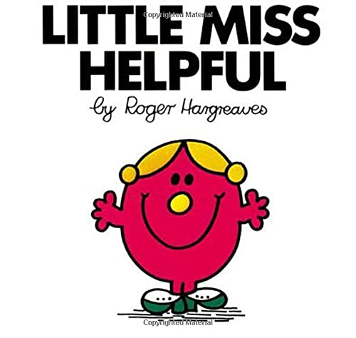 9780843175035: Little Miss Helpful (Mr. Men and Little Miss)