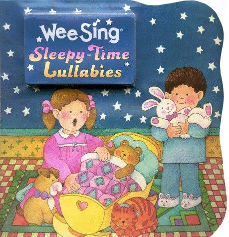 9780843175073: Wee Sing Sleepy-time Lullabies