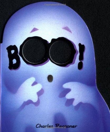 9780843175134: Boo! (Halloween Glow Books)