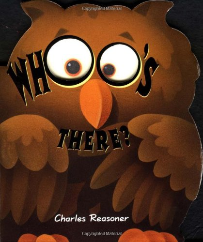 9780843175141: Whoo's There (Halloween Glow Books)