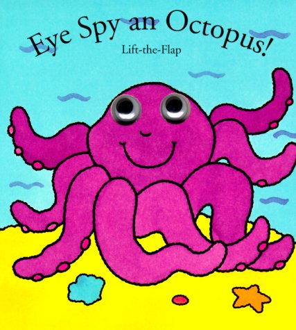 Eye spy an octopus! (Eye Spy Books): Powell, Richard