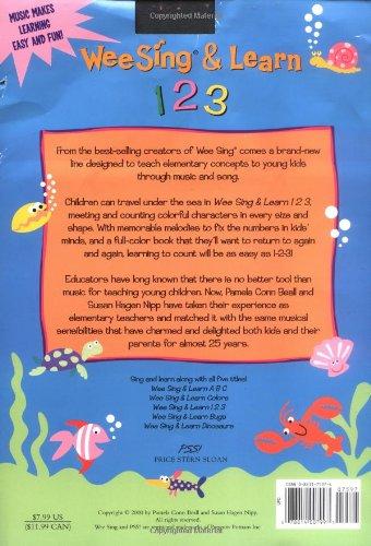 Wee Sing and Learn 123: Beall, Pamela Conn, Nipp, Susan Hagen